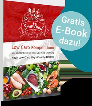 Low Carb Kompendium E-Book Vorteil