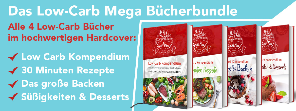 Das Low-Carb Mega Bundle